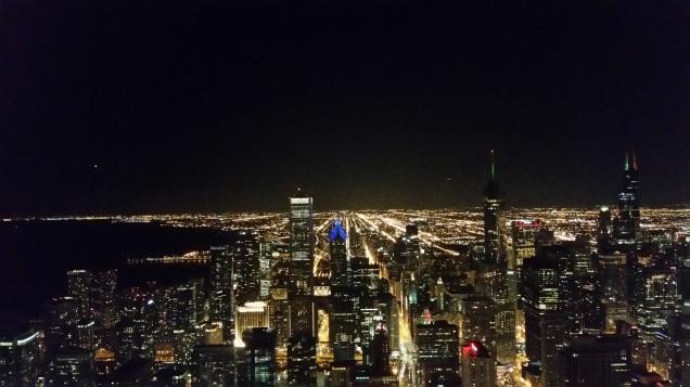 Chicago desde la Hancock Tower 2